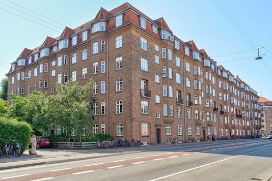 Amagerfælledvej 13, 3. th, 2300 København S