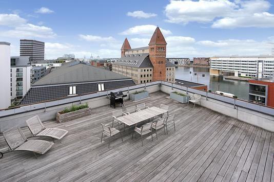 Amerika Plads 3A, 6. mf, 2100 København Ø