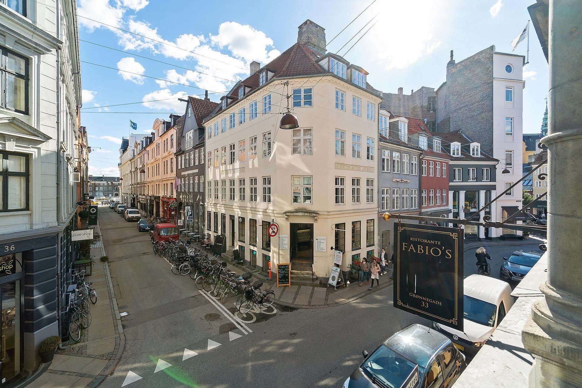 Grønnegade 33, 1., 1107 København K