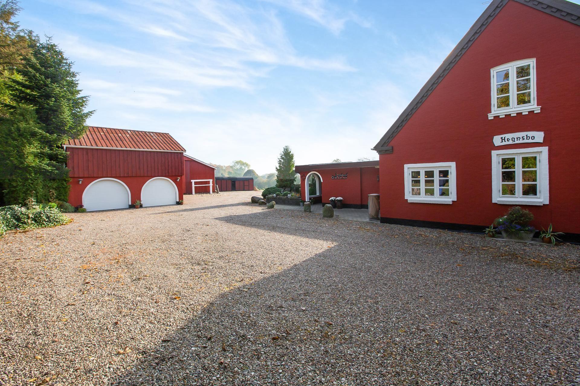 Hedegyden 6, 5892 Gudbjerg Sydfyn