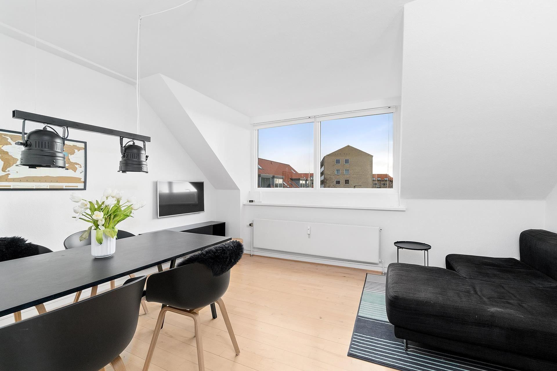 Langenæs Allé 41 3 mf, 8000 Aarhus C