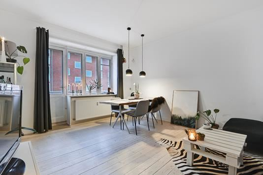 Ourøgade 19, 2. tv, 2100 København Ø
