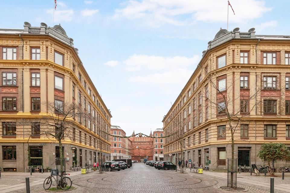 Skydebanegade 8, 1. tv., 1709 København V