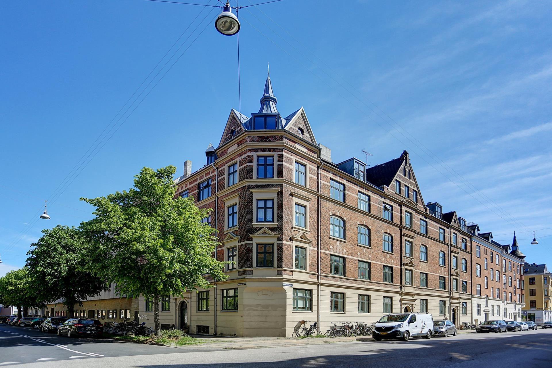 Helsingborggade 14  st. tv., 2100 København Ø