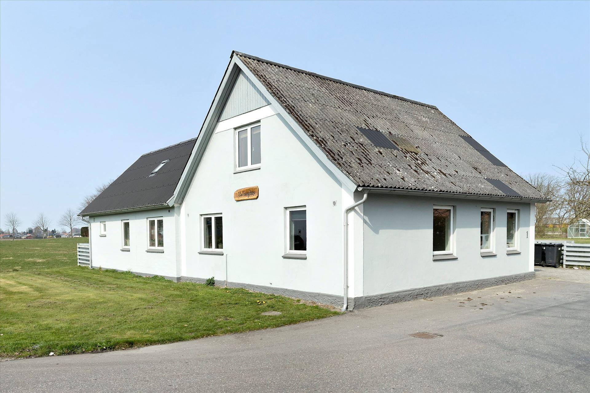 Dyssehøjvej 1, Jennum, 8981 Spentrup