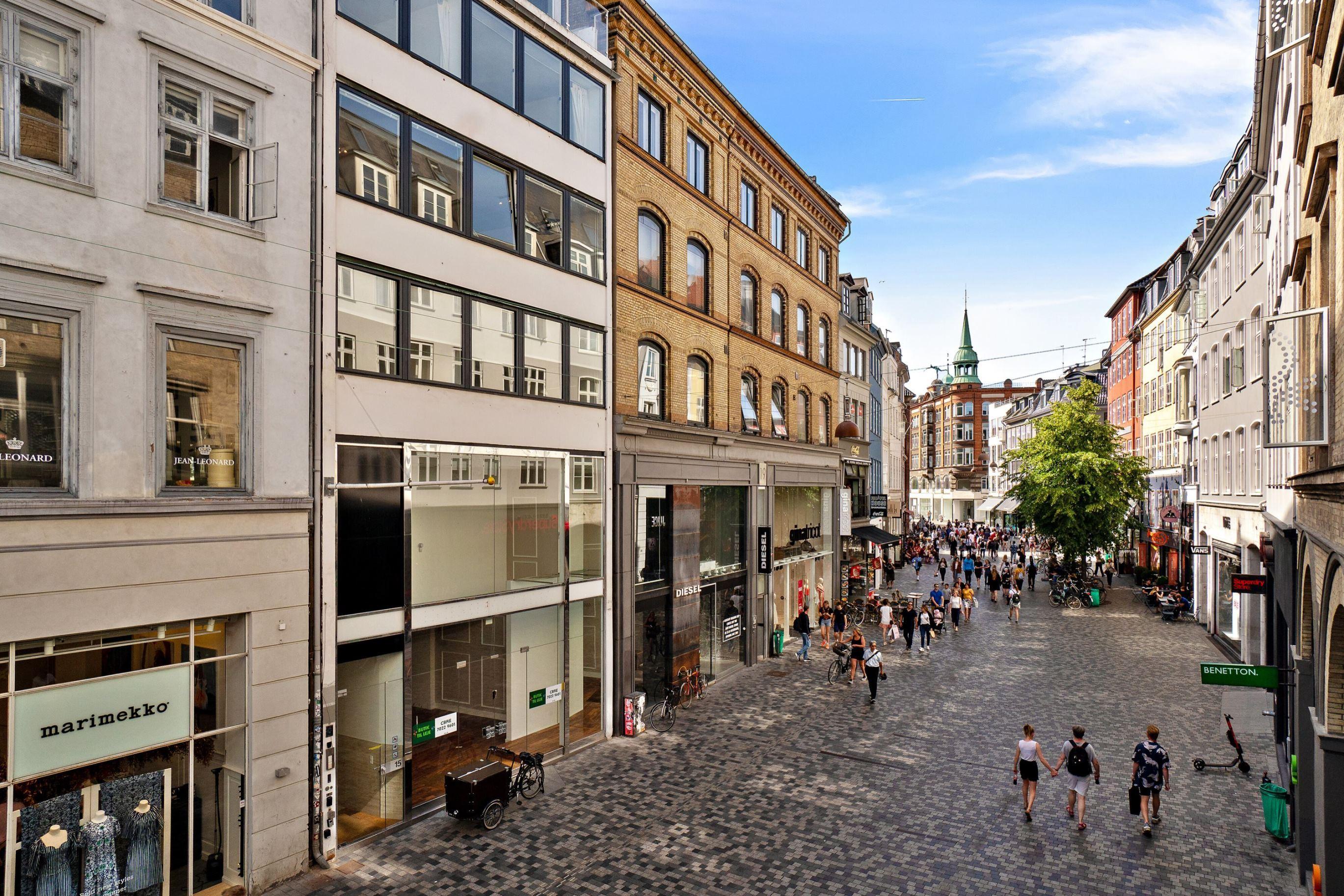 Købmagergade 15, 3., 1150 København K