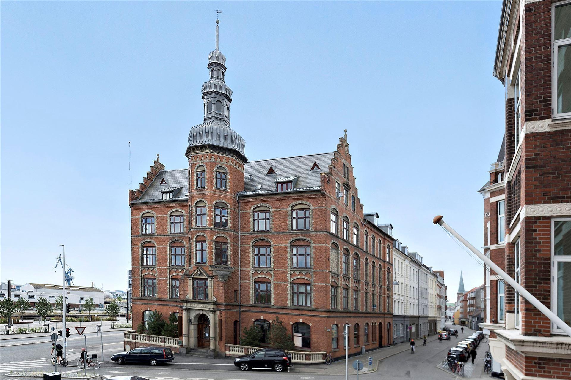 Kystvejen 65, 4. Dør/lejl. 4, 8000 Aarhus C