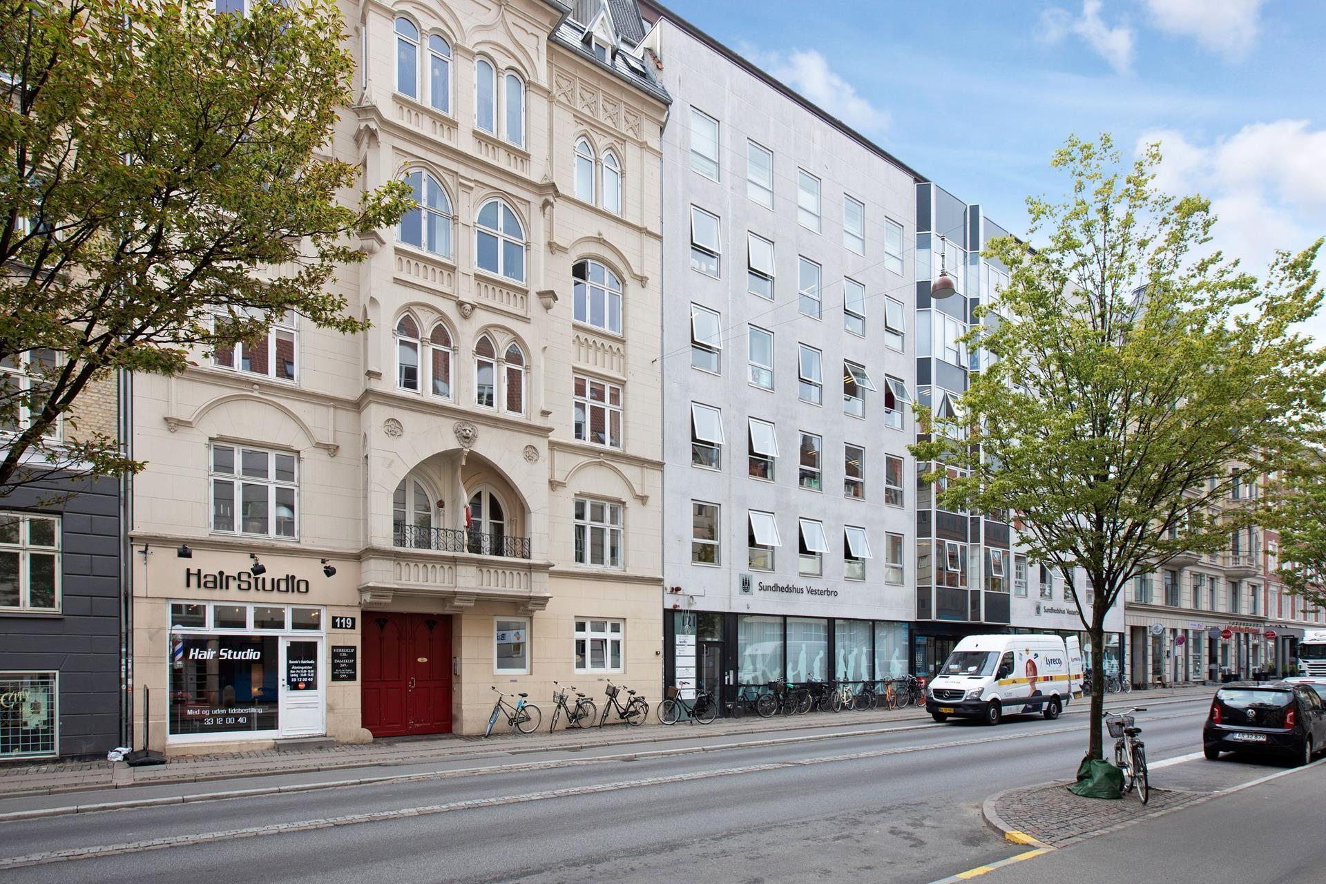 Vesterbrogade 119 ST TH, 1620 København V