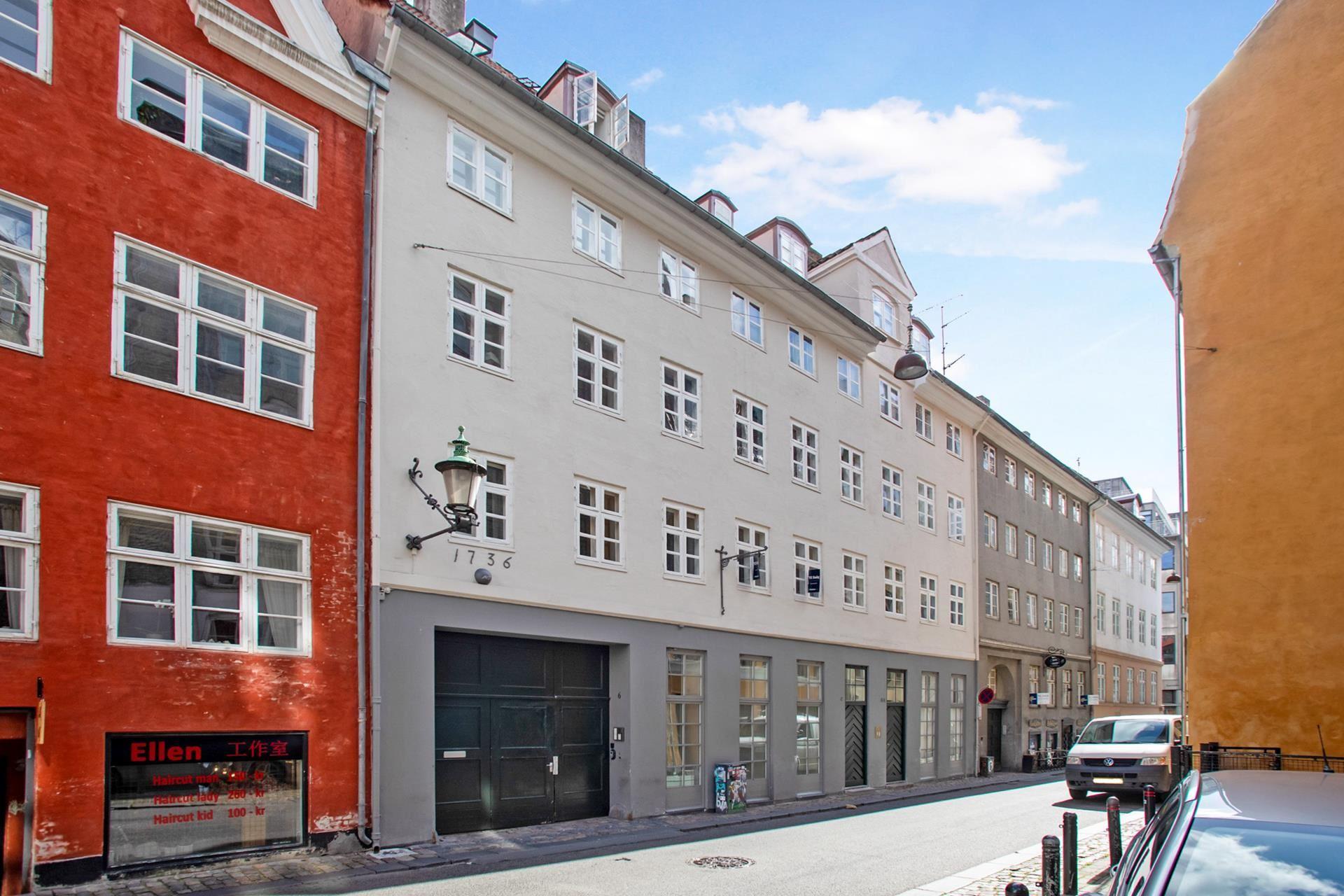 Sankt Gertruds Stræde 6A, 1. th., 1129 København K