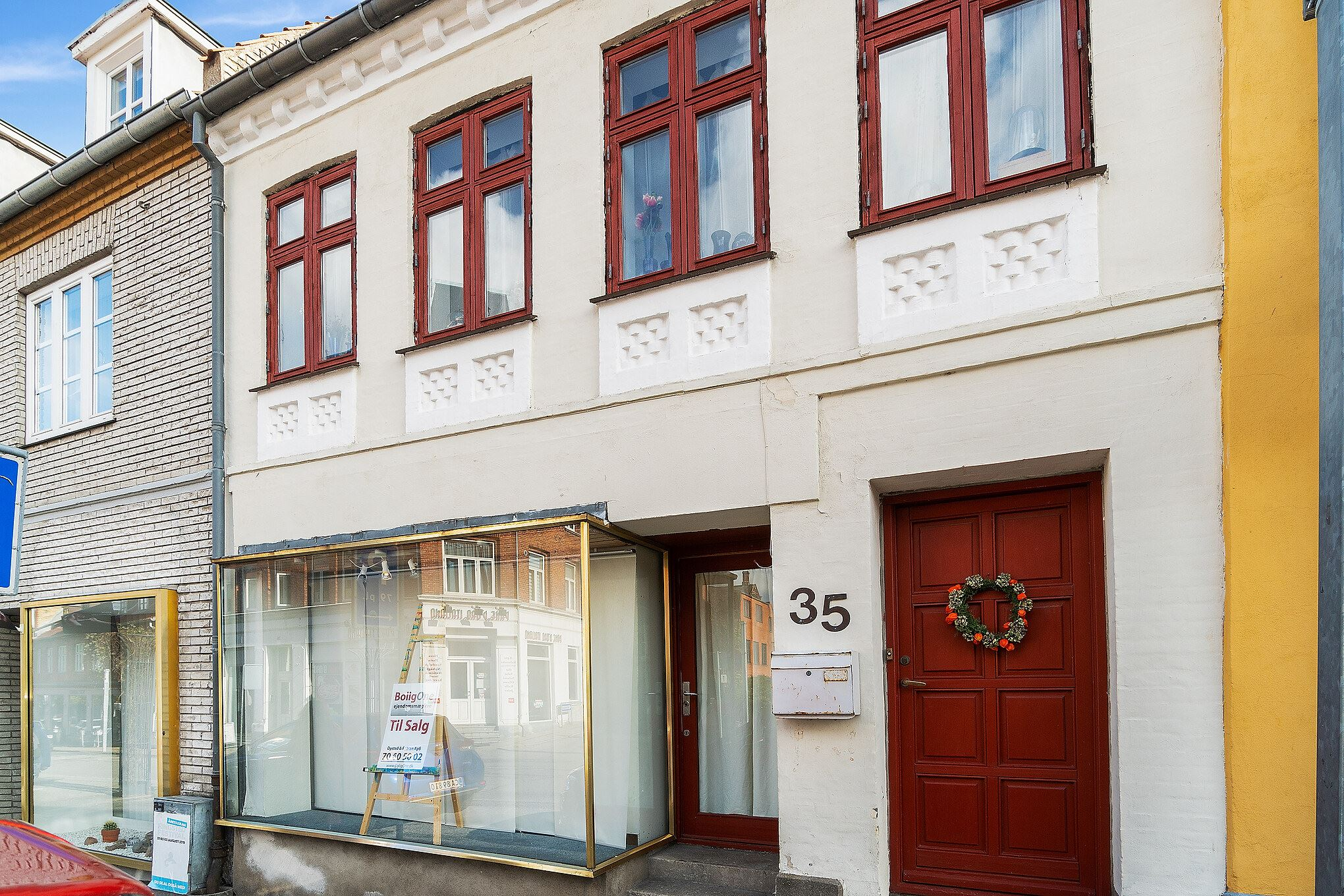 Sct Hansgade 35, 4100 Ringsted