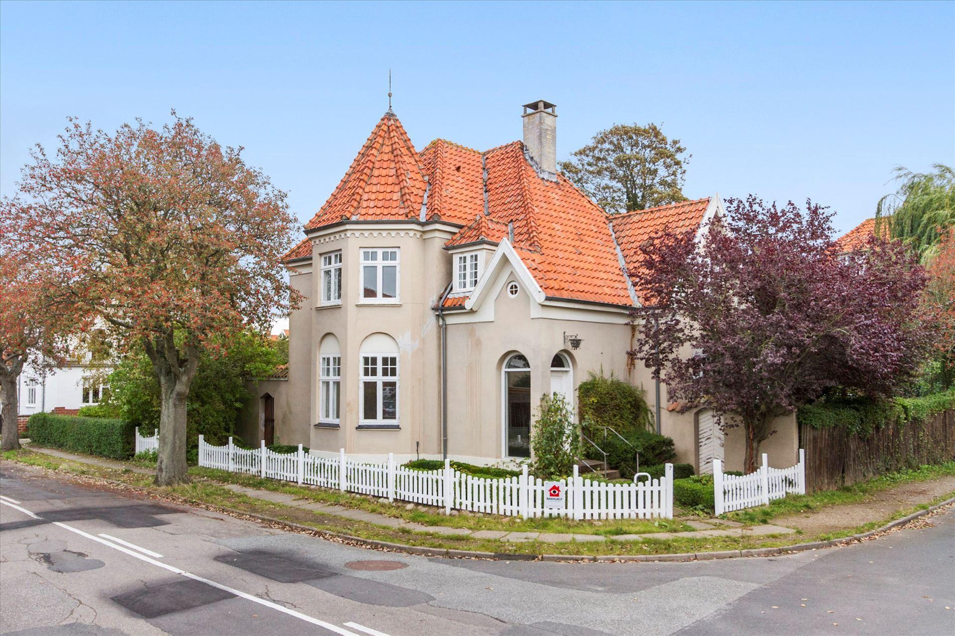 Absalonsgade 7, 4760 Vordingborg