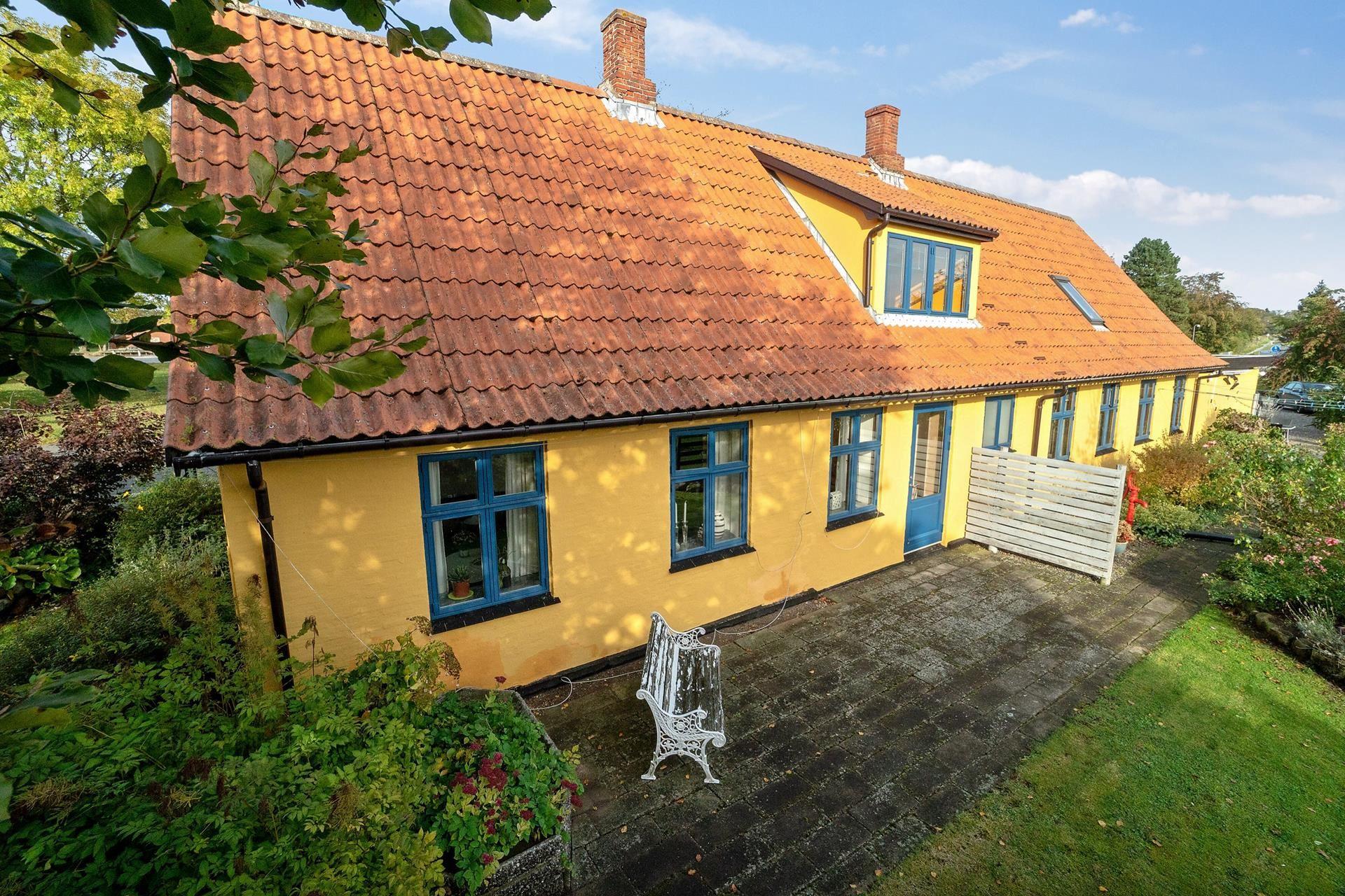 Klintevej 238, Hjertebjerg, 4780 Stege