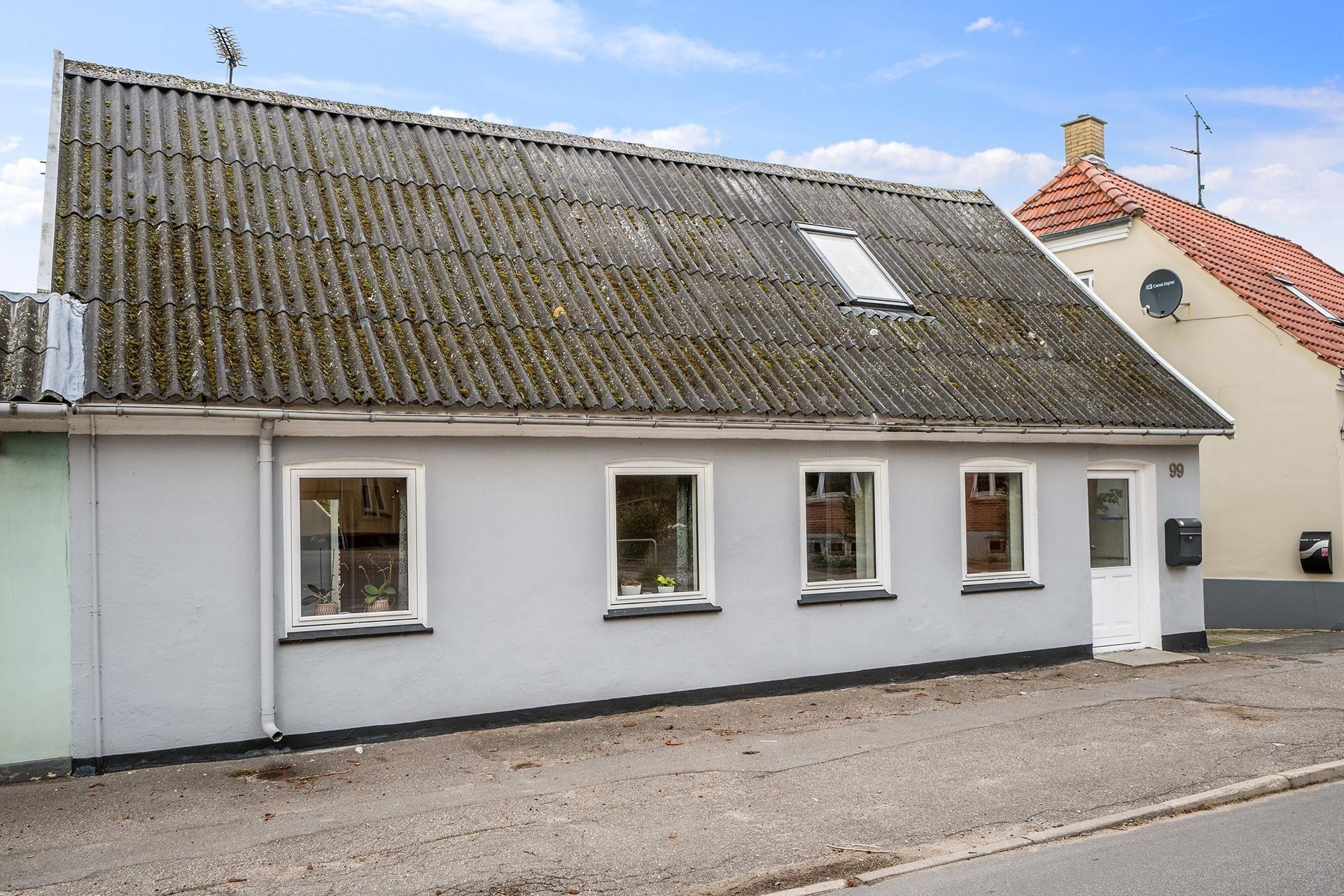 Gl Nykøbingvej 99, 4572 Nørre Asmindrup