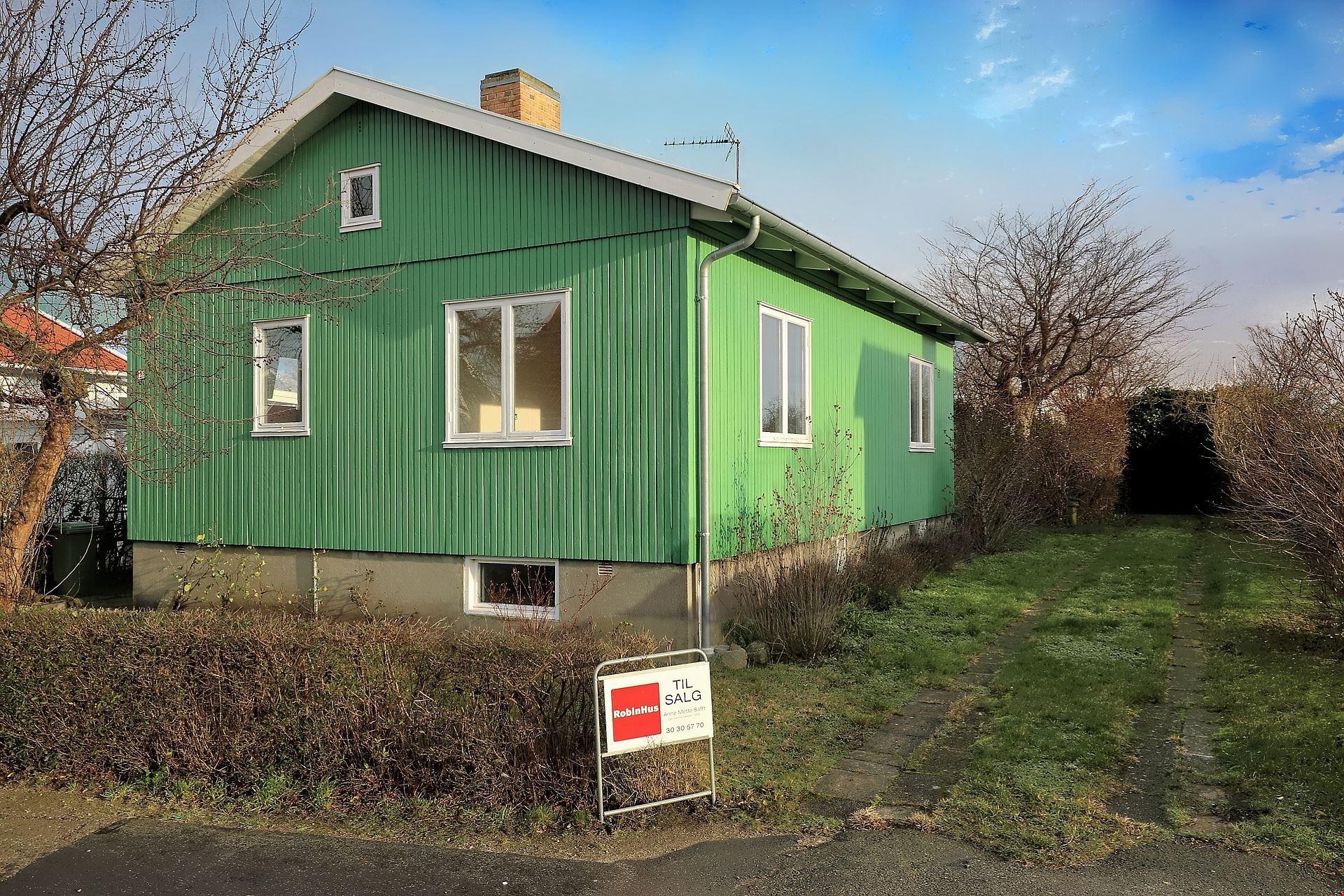 Kalmarvej 12, 3700 Rønne