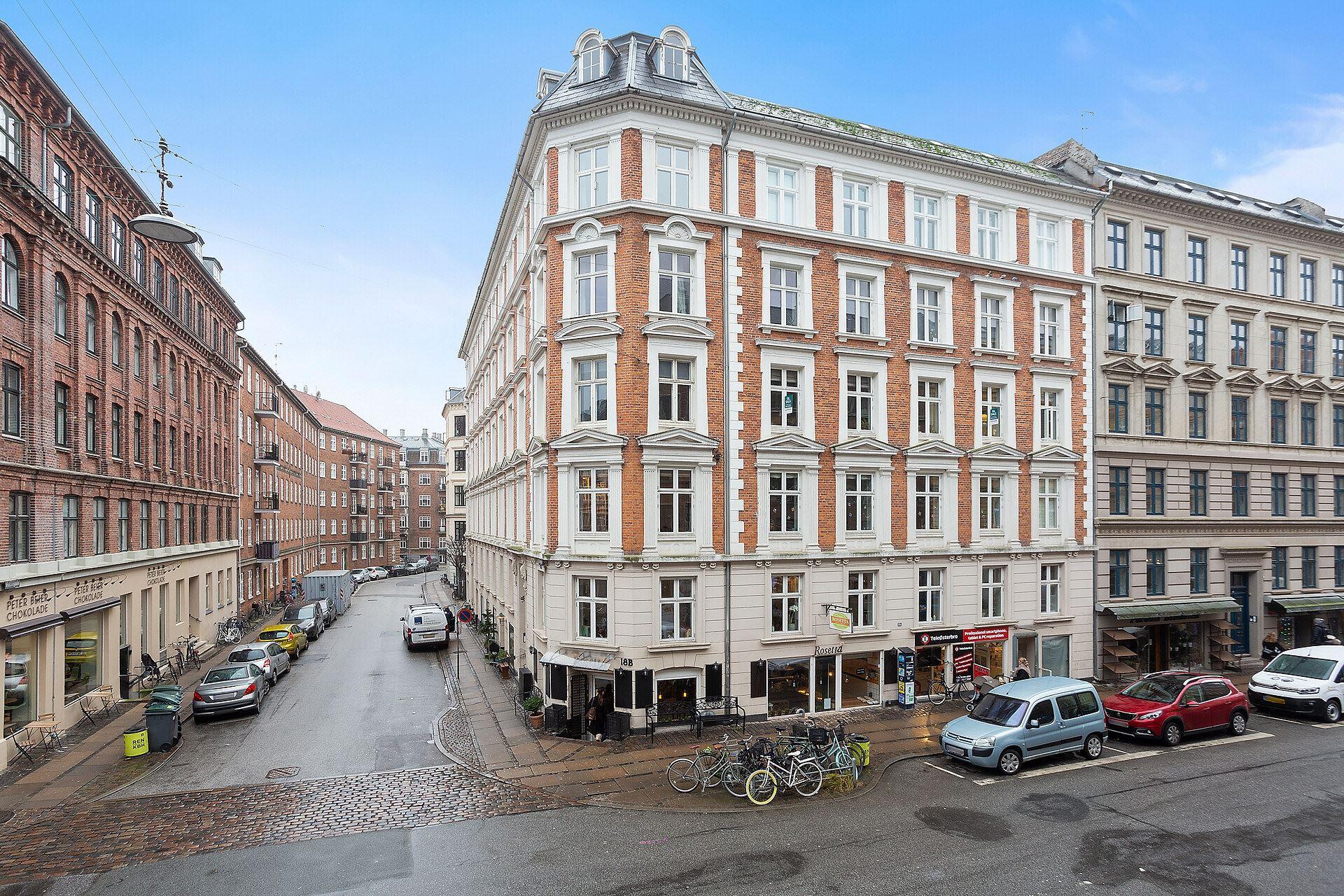 Faksegade 19  2. TV., 2100 København Ø