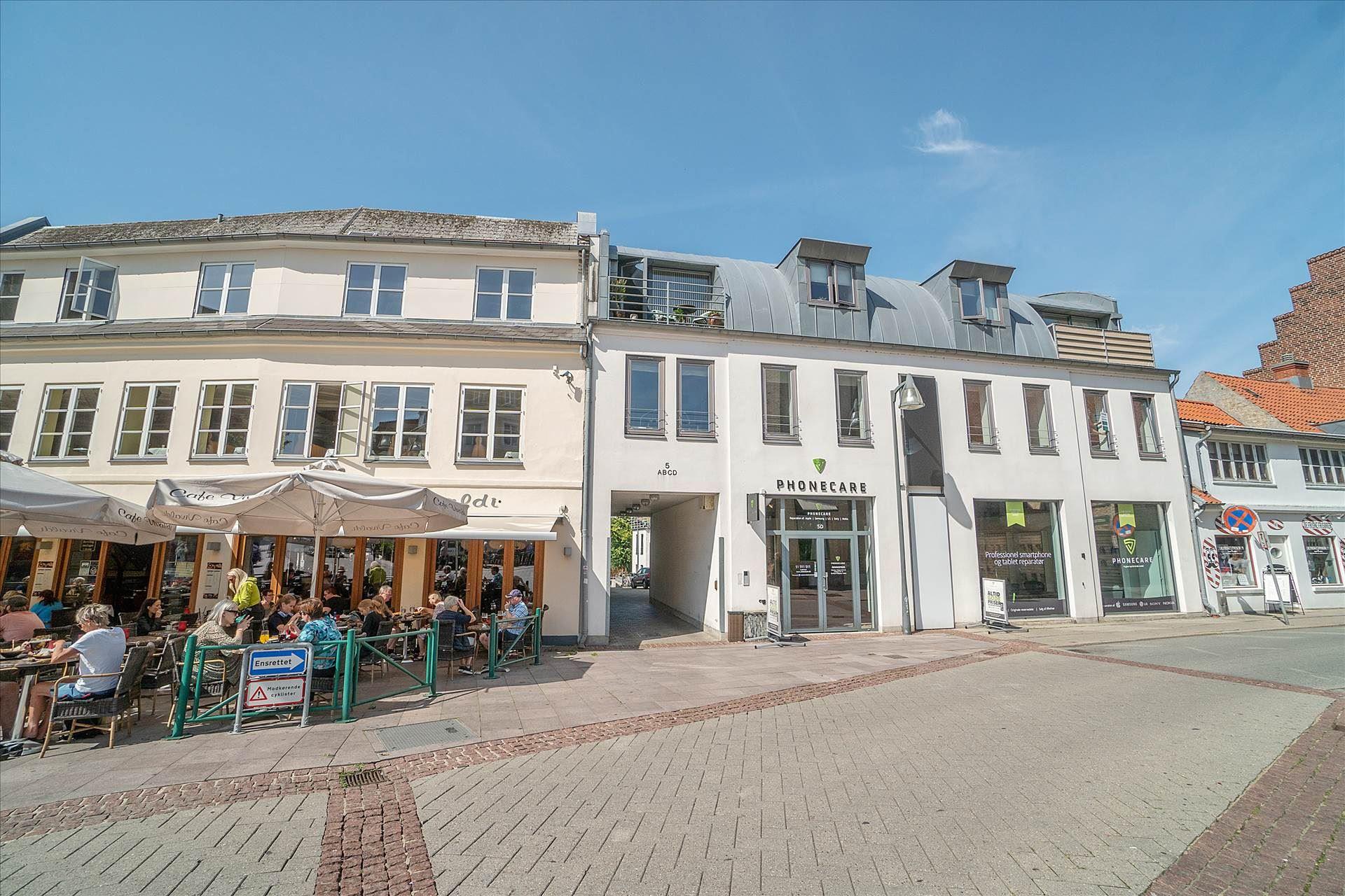 Sct Mortens Gade 5C, 1. 2., 4700 Næstved