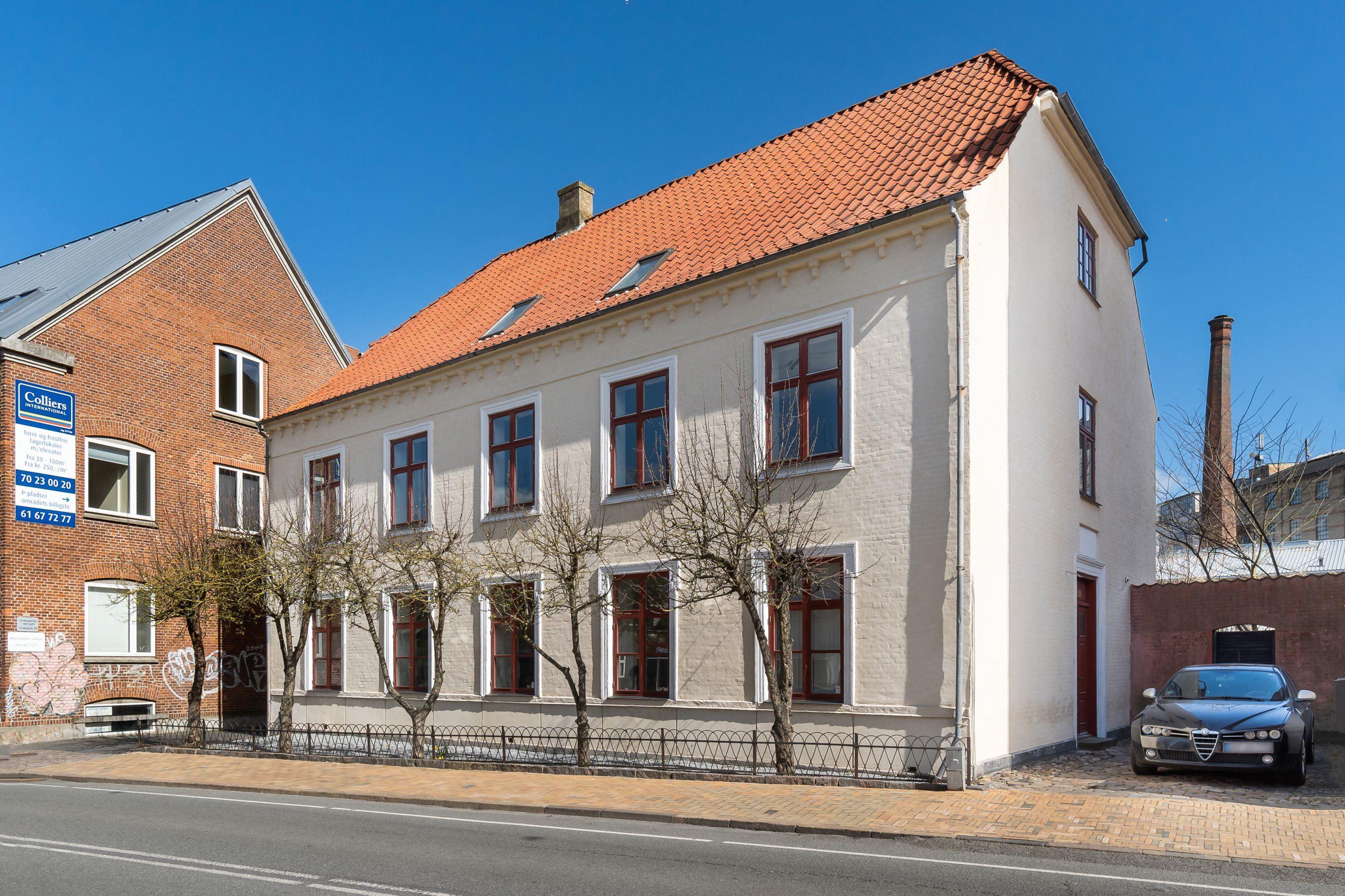 Vindegade 100B st, 5000 Odense C