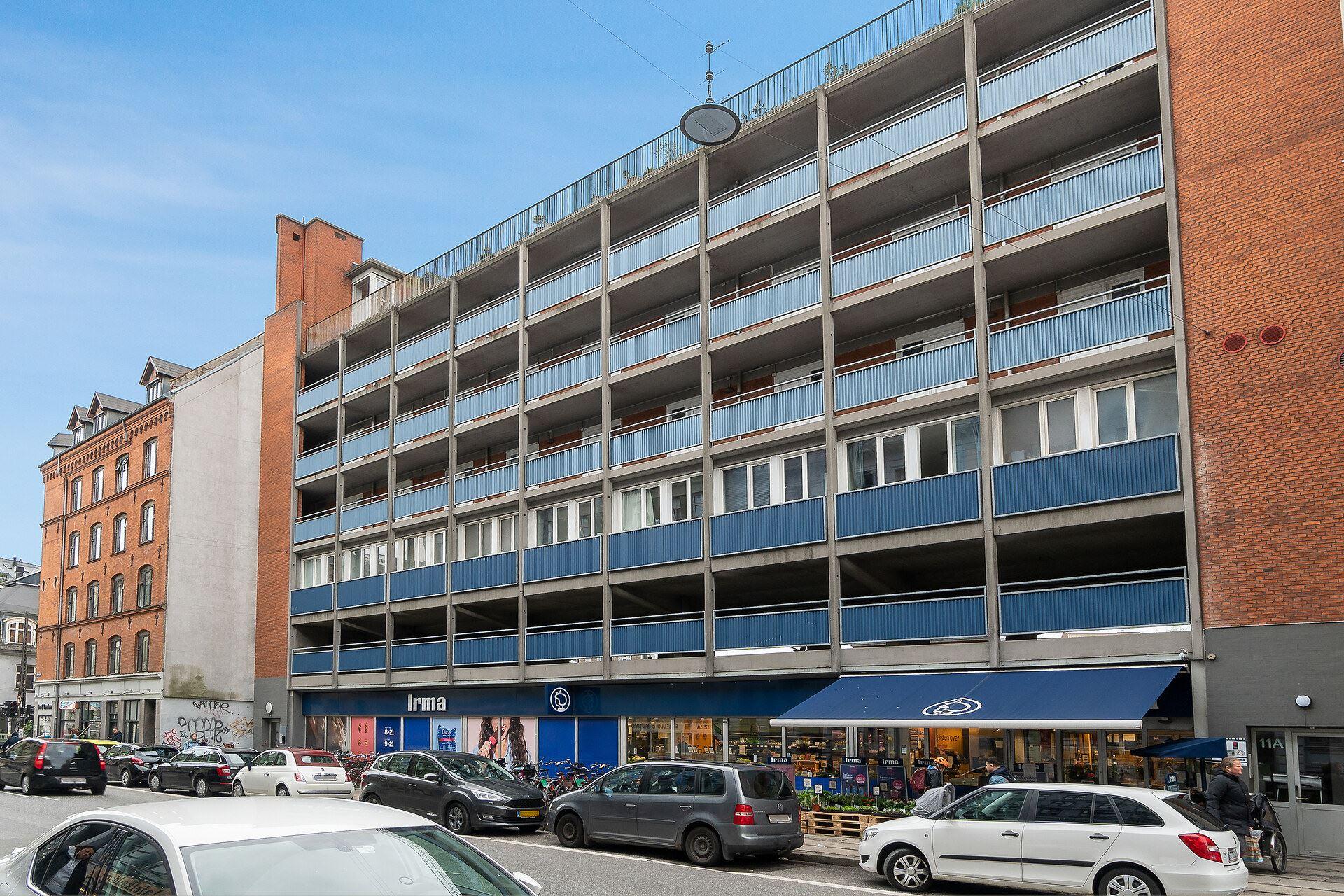 Rantzausgade 11 2 8, 2200 København N