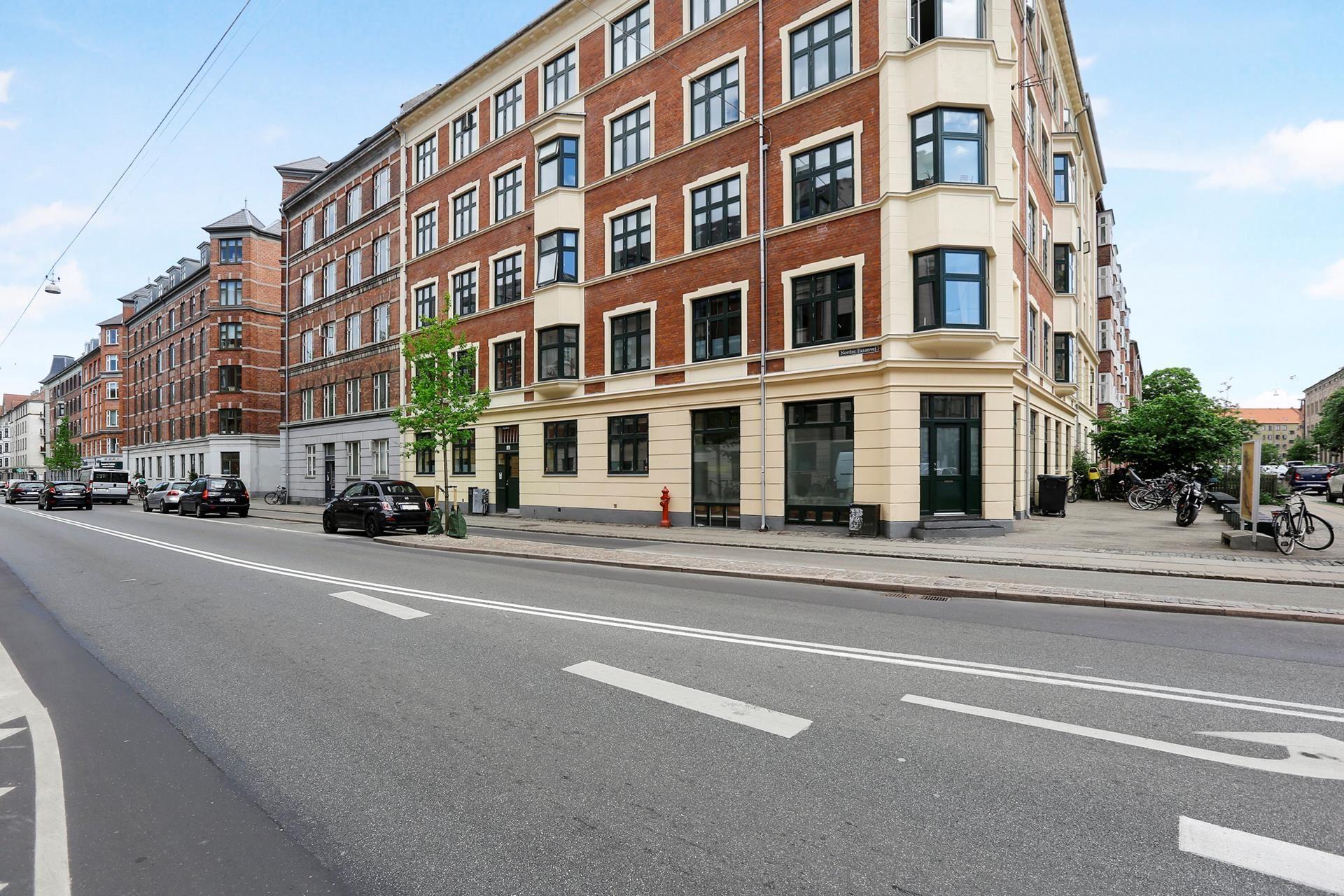 Nordre Fasanvej 146, st. th., 2000 Frederiksberg