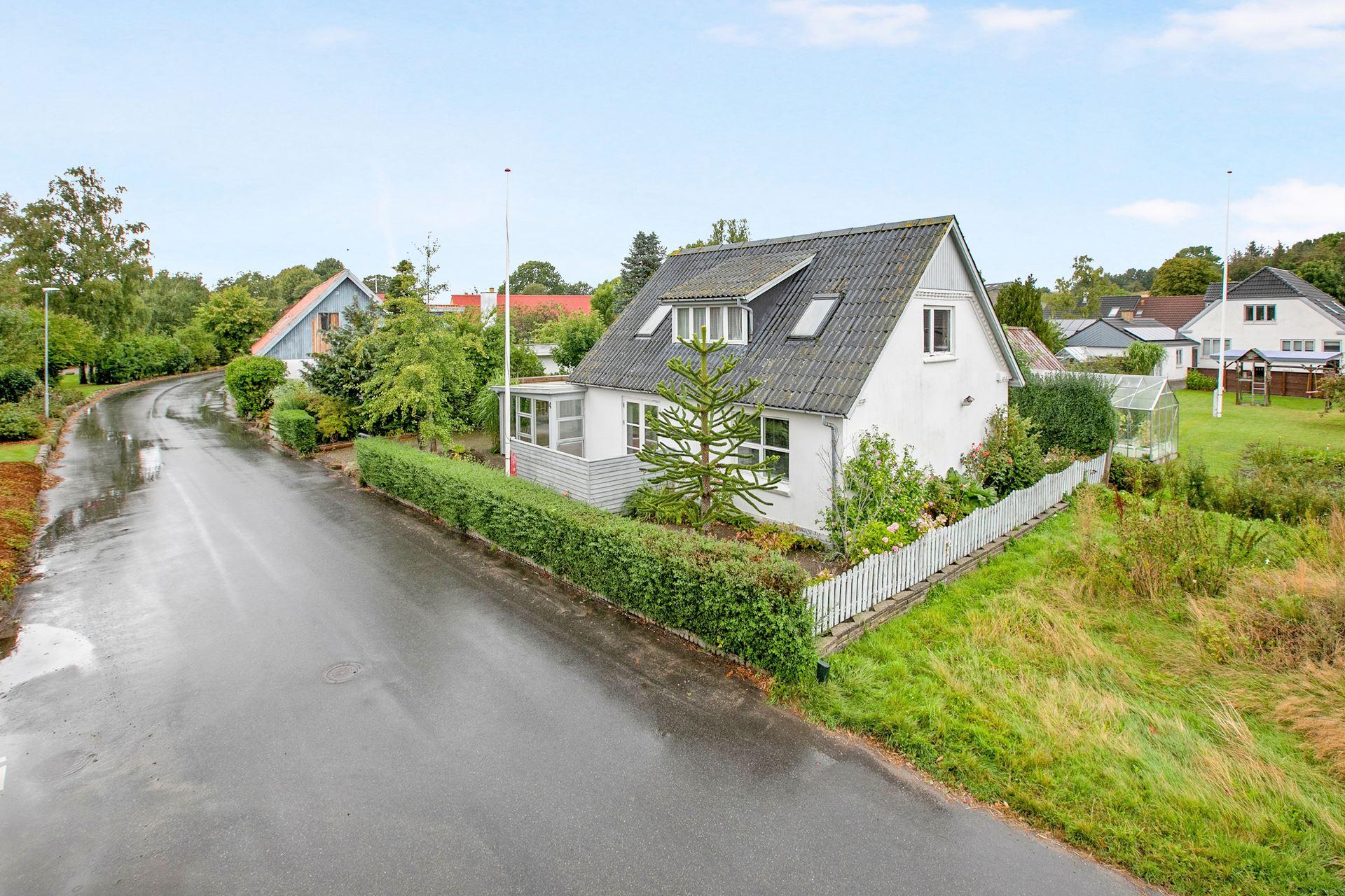 Græsbjergvej 4, 8420 Knebel