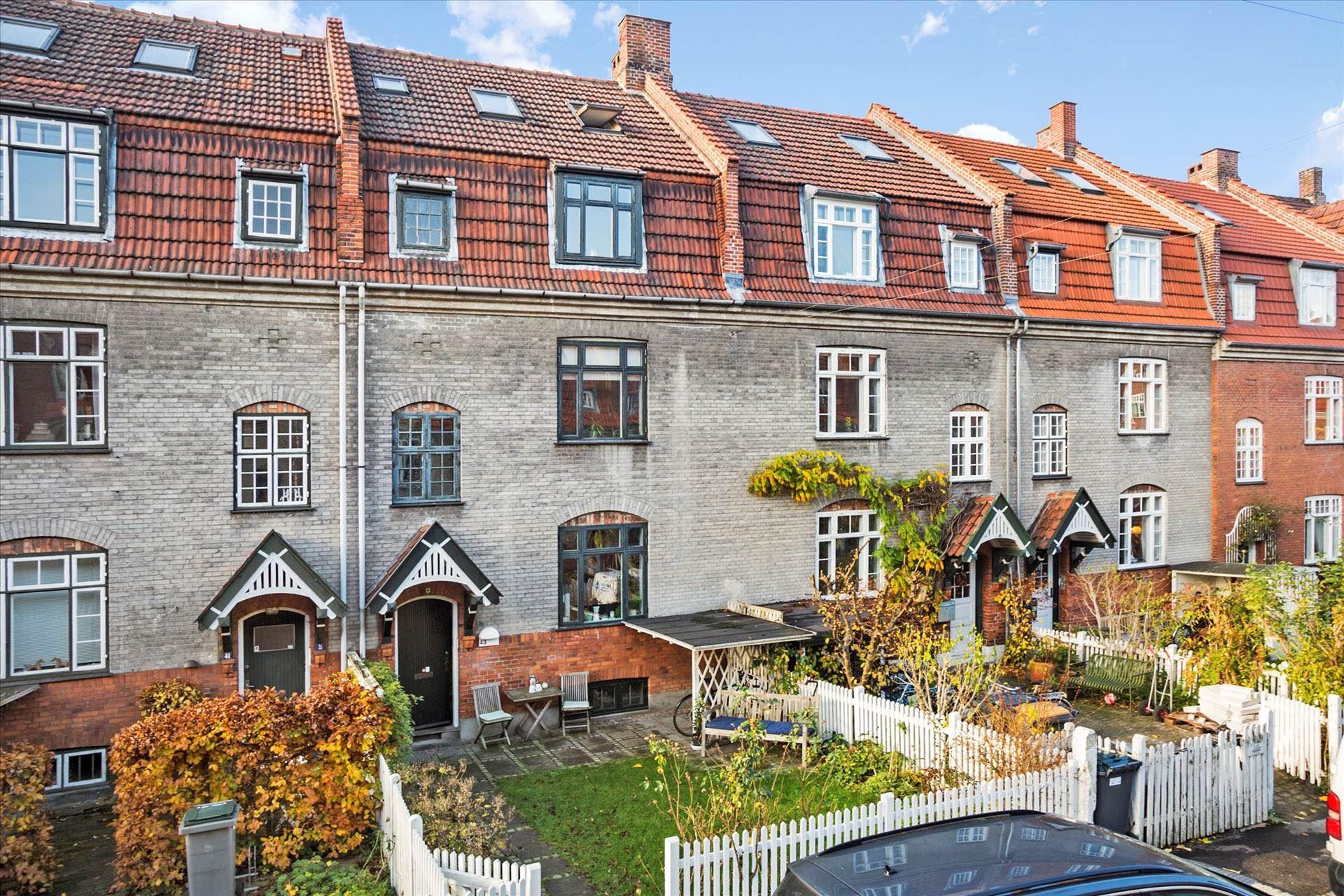 Rudolph Berghs Gade 43, 2, 2100 København Ø