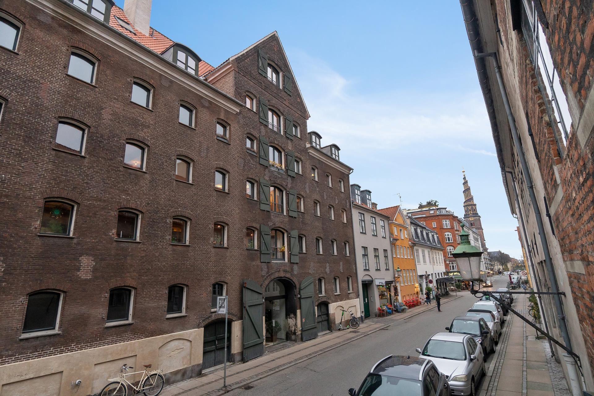 Sankt Annæ Gade 1B, 4 th, 1416 København K