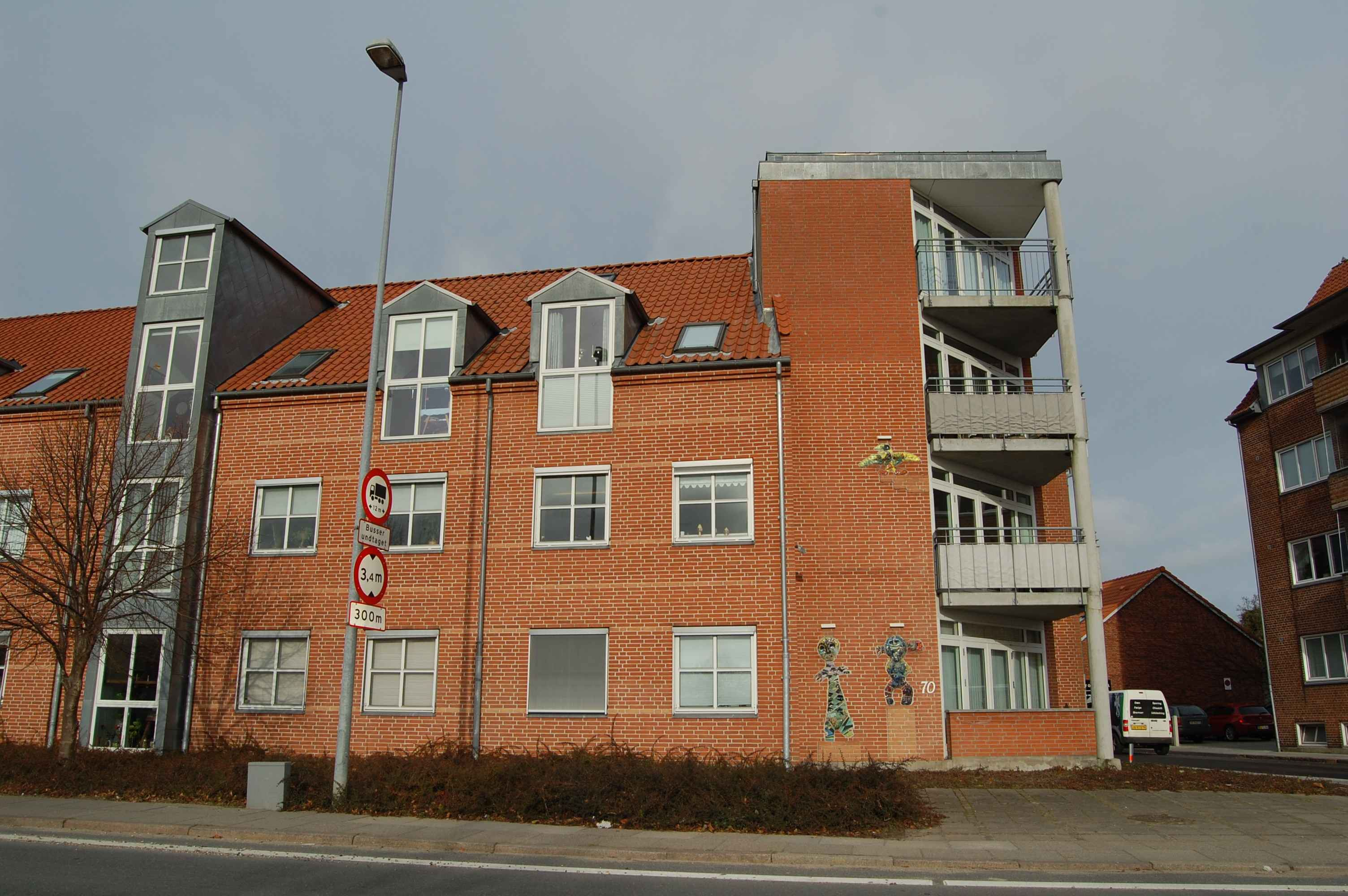 Drewsensvej 70 2 5, 8600 Silkeborg