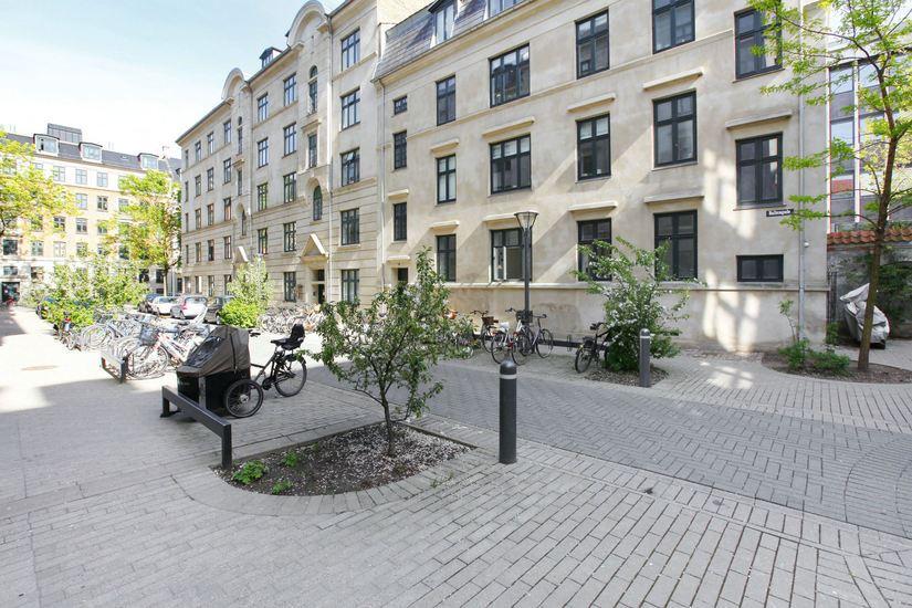 Ballumgade 5, st., 1753 København V