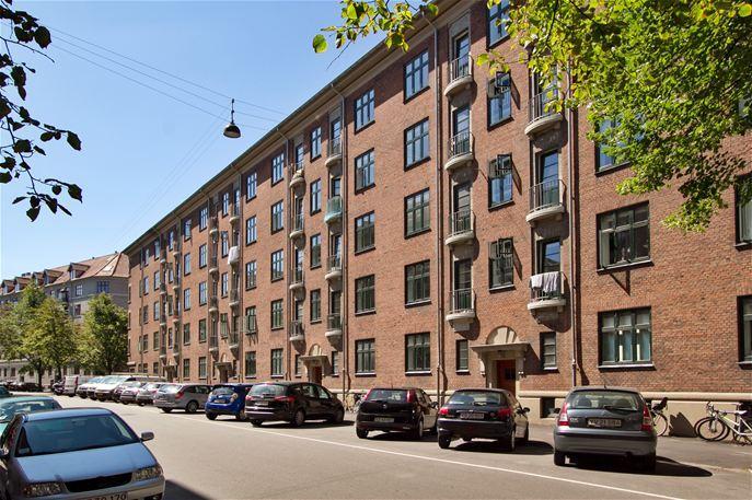 Silkeborggade 45, mezz. th., 2100 København Ø