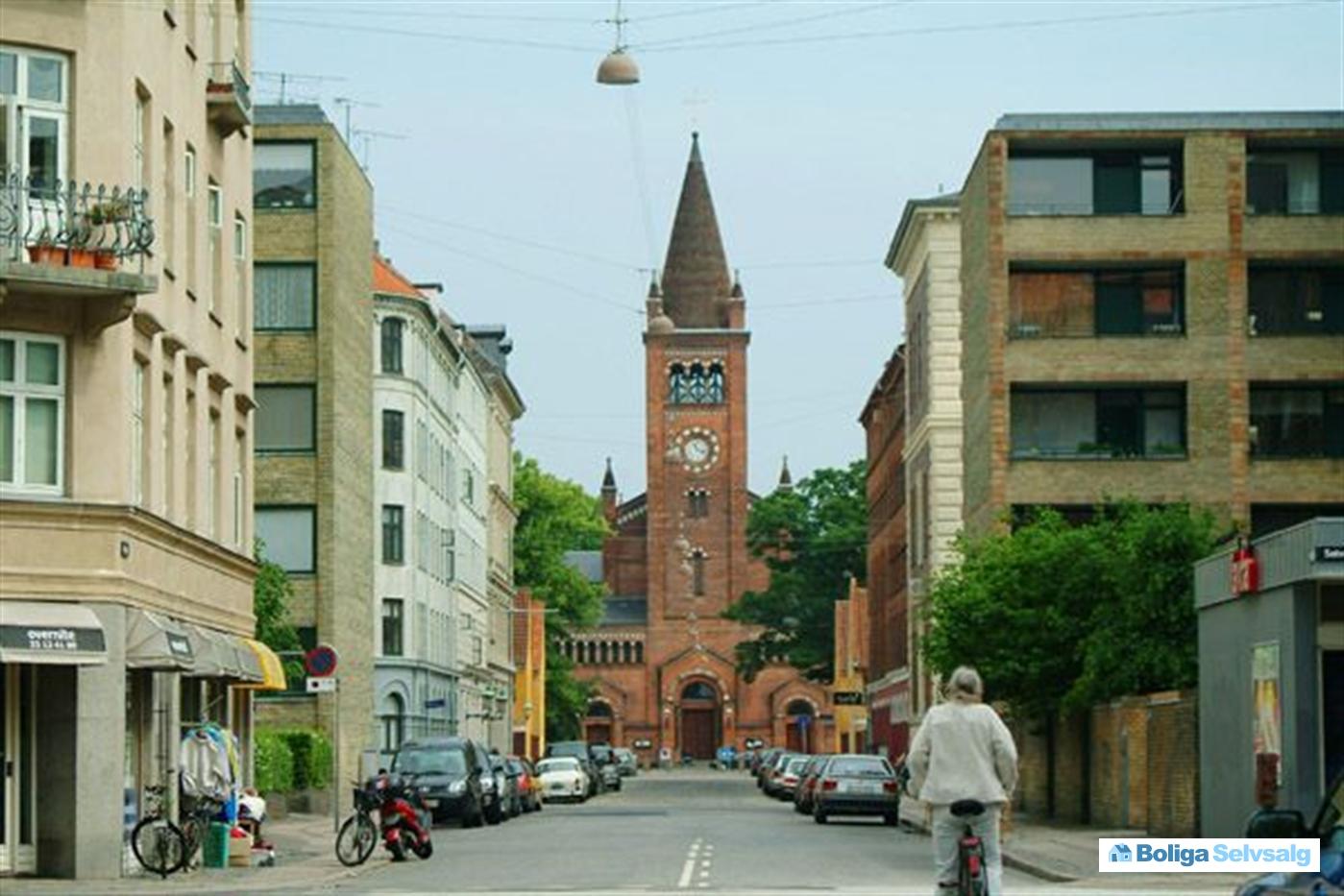 Sølvgade 17, 2. th., 1307 København K