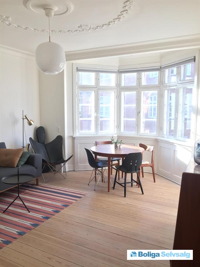 Rådmand Liisbergs Gade 4, 3. th., 8000 Aarhus C