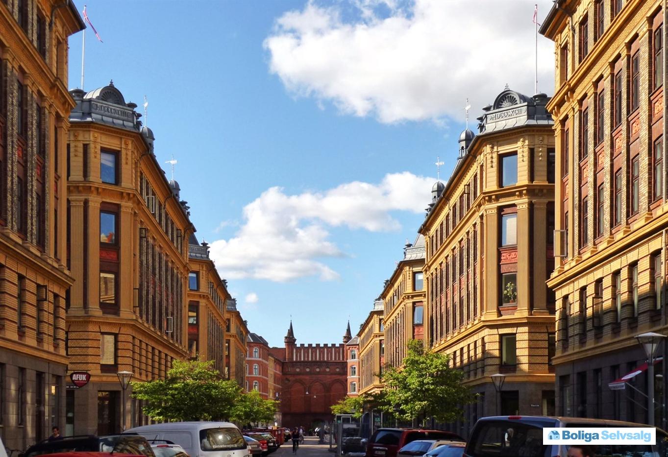 Skydebanegade 16, 1. tv., 1709 København V