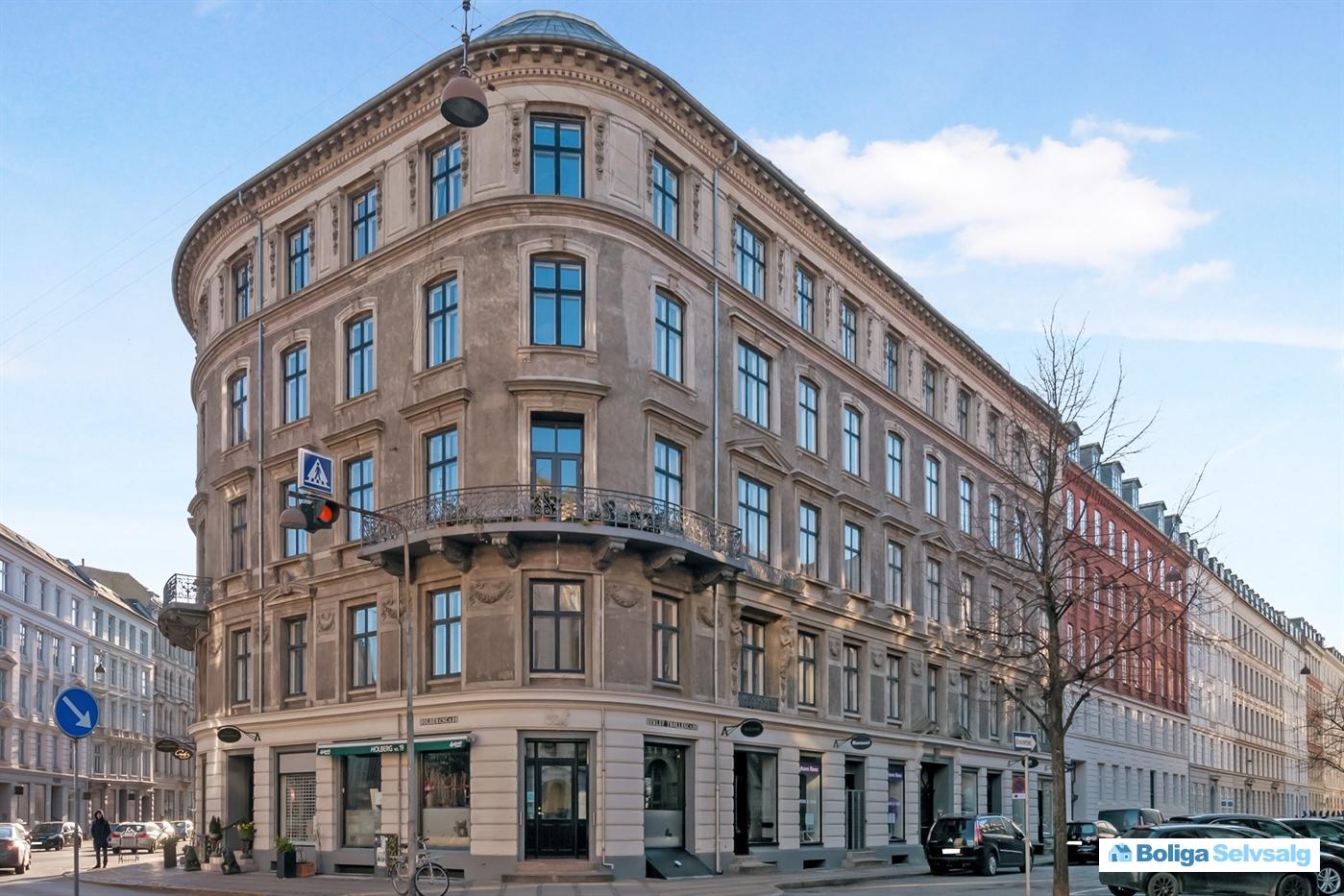 Herluf Trolles gade 18, 2. th., 1352 København K