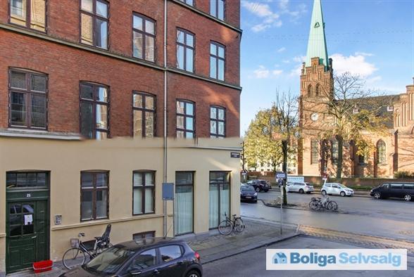 Læssøesgade 25, 2. tv., 2200 København N