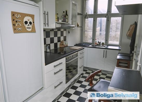Baldersgade 50, 1. tv., 2200 København N