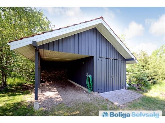 Skovsøvej 7, Sæbygård Feriecenter, 7870 Roslev